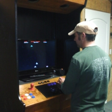 The Arcade Cabinet