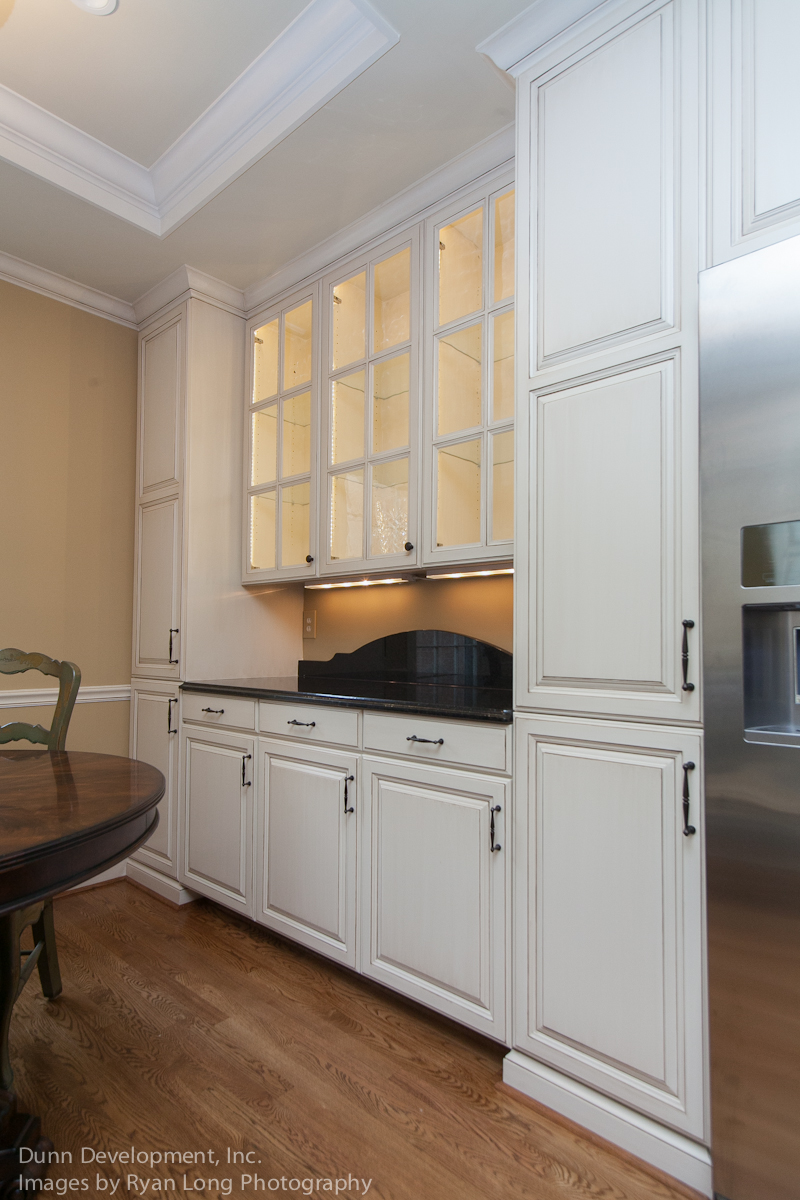 Uncategorized Kitchen Appliances Derby derby glen kitchen and dining room dunn development inc after custom china cabinets
